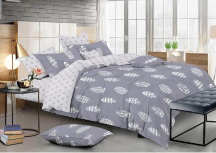 Комплект постельного белья из сатина Контур