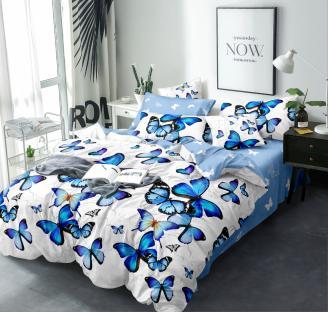 Комплект постельного белья из сатина Декор
