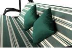 Диван-качели Deli зеленые