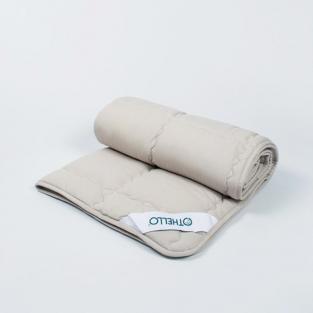 Детское одеяло Othello Cottonflex grey 95x145 см