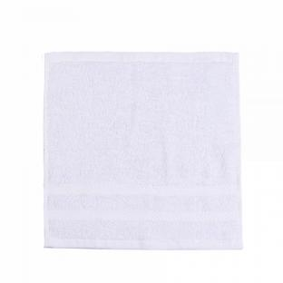 Полотенце махровое Luxury Белый