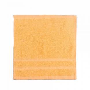 Полотенце махровое Luxury Желтый