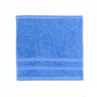 Полотенце махровое Luxury Синий