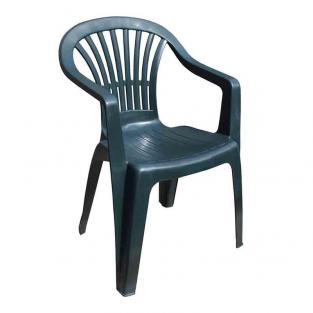 Садовое кресло для дачи Altea зеленое