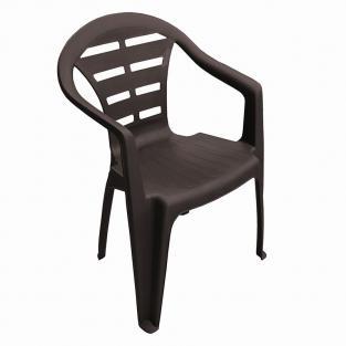 Садовое кресло для дачи Moyo коричневый