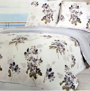 Комплект постельного белья из сатина Waterflowers