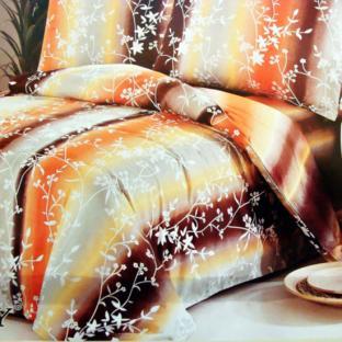 Комплект постельного белья из сатина Fiery