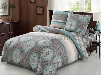 Комплект постельного белья из сатина Antalya
