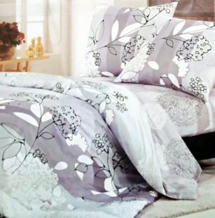 Комплект постельного белья из сатина Elway 3710