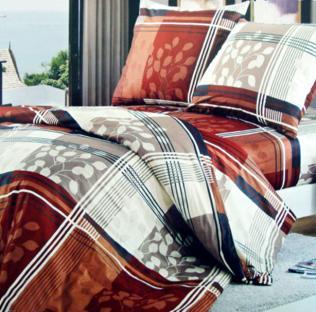 Комплект постельного белья из сатина Autumn Leaves