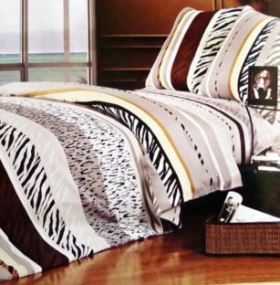 Комплект постельного белья из сатина Africa