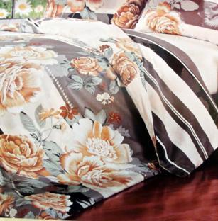 Комплект постельного белья из сатина Gentle peony