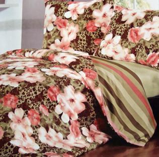 Комплект постельного белья из сатина Apple Blossom
