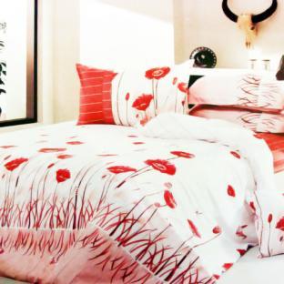 Комплект постельного белья из сатина Elway 4178