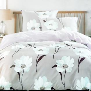 Комплект постельного белья евро Elway 5049 Tender Flower
