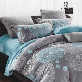 Комплект постельного белья из сатина Elway 5058