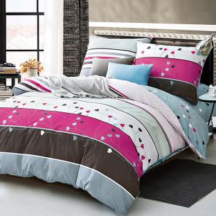 Комплект постельного белья из сатина In Love