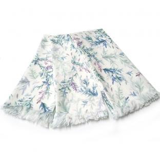 Набор кухонных вафельных полотенец TAG Травы 50x70 см (3 шт.)