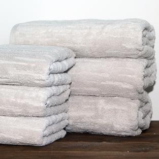 Полотенце махровое для рук Baumwolle Beige 40x70 см