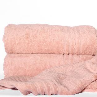 Полотенце махровое банное Calm Tones Peach 100x150 см