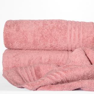 Полотенце махровое банное Calm Tones Rose 100x150 см