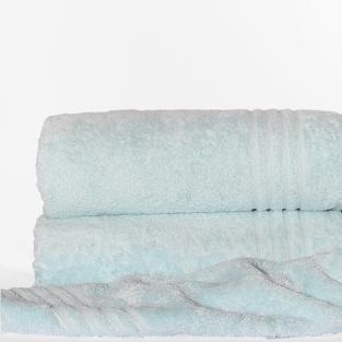Полотенце махровое банное Calm Tones Blue 100x150 см