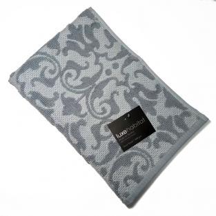 Полотенце жаккардовое для рук Habital Grey 45x70 см
