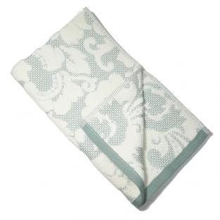 Полотенце жаккардовое для рук Nanette Green 40x70 см