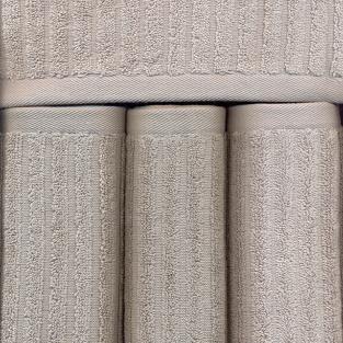 Полотенце махровое для рук Nord Grey 40x70 см
