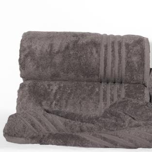 Полотенце махровое банное Calm Tones Grey 100x150 см