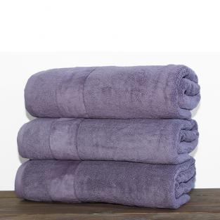Полотенце махровое для душа Velur Lilac 70x140 см