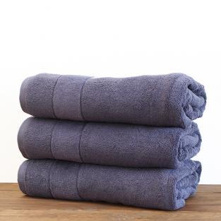 Полотенце махровое для душа Velur Violet 70x140 см