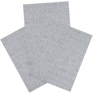 Набор кухонных полотенец Time Textile Горошек 40x70 см (3 шт.)