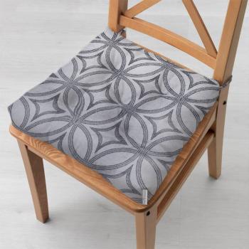 Подушка на стул 40x40 см Абстрацкия