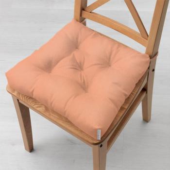 Подушка на стул 40x40 см Kanzas Salmon