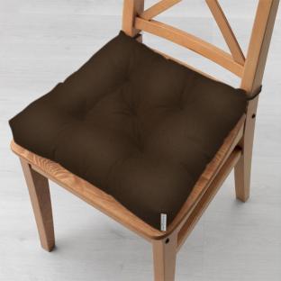 Подушка на стул Time Textile Kanzas Brown 40x40 см