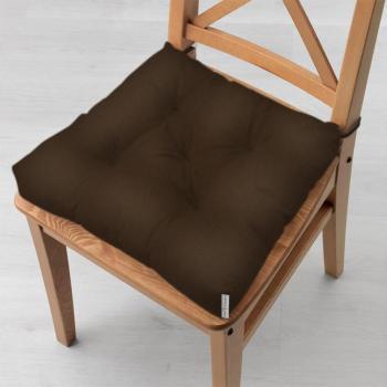 Подушка на стул 40x40 см Kanzas Brown