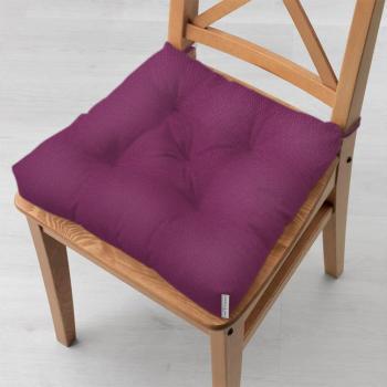 Подушка на стул 40x40 см Kanzas Purple