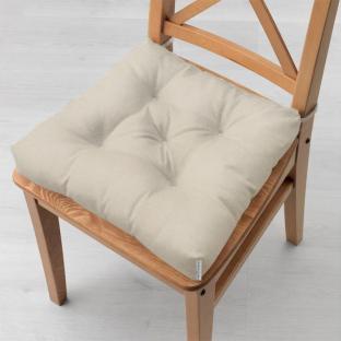 Подушка на стул Time Textile Kanzas Ivory 40x40 см
