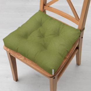 Подушка на стул Time Textile Kanzas Olive 40x40 см