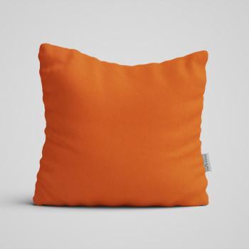 Декоративная подушка на диван Time Textile Kanzas Mandarin