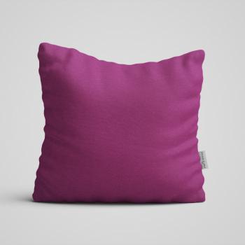 Декоративная подушка на диван Time Textile Kanzas Purple