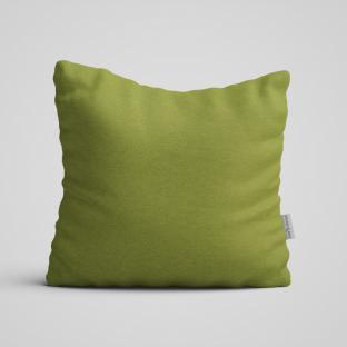 Декоративная подушка на диван Time Textile Kanzas Olive
