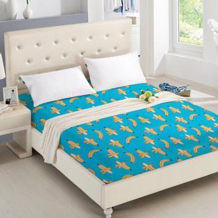 Простыня на резинке Time Textile Бананас 140х200х20 см