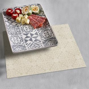 Набор салфеток под тарелки с акриловой пропиткой Time Textile Poniente (4 шт.)