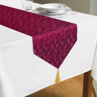 Дорожка на стол (раннер) Time Textile Temza Wine 40x160 см