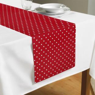 Дорожка на стол (раннер) Time Textile Sevilla Cherry 40x140 см