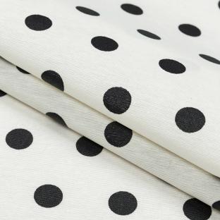 Скатерть в горошек с акриловой пропиткой Time Textile Guisantes