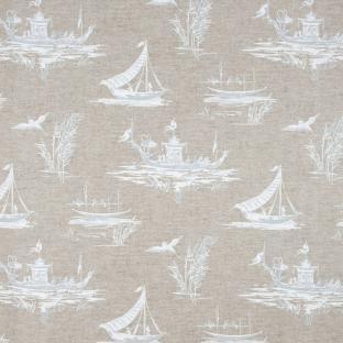 Скатерть с акриловой пропиткой Time Textile Shitao