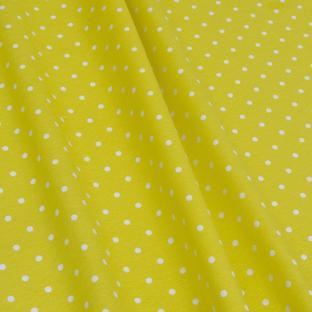 Скатерть в горошек Time Textile Sevilla Lemon